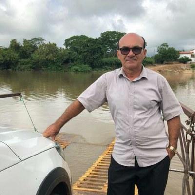 O vereador João Lima (Progressistas) solicita a licença do cargo de vereador