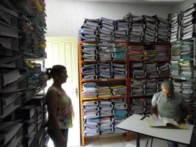 Presidente Renato Filho(PDT) reorganiza layout físico dos setores da Câmara Municipal