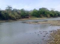 Rio Longá (durante o verão)